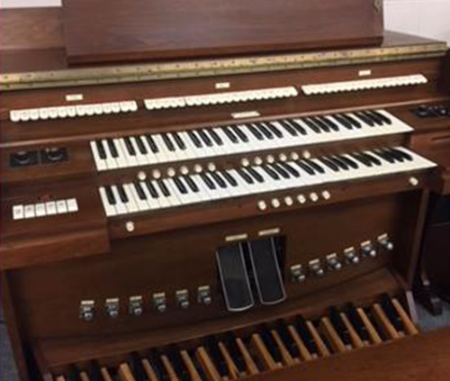 SOLD!               AllenOrganSYS300 - Pre-Owned Organs For Sale in