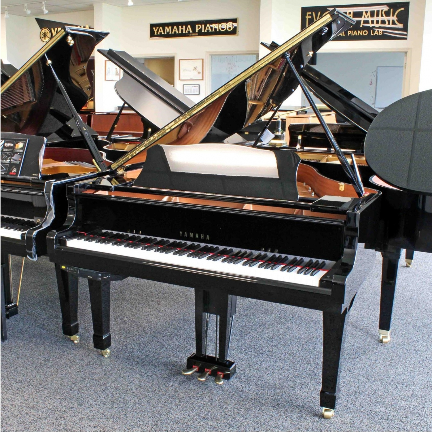 SALE PENDING: Yamaha Used Disklavier - Used Pianos For Sale