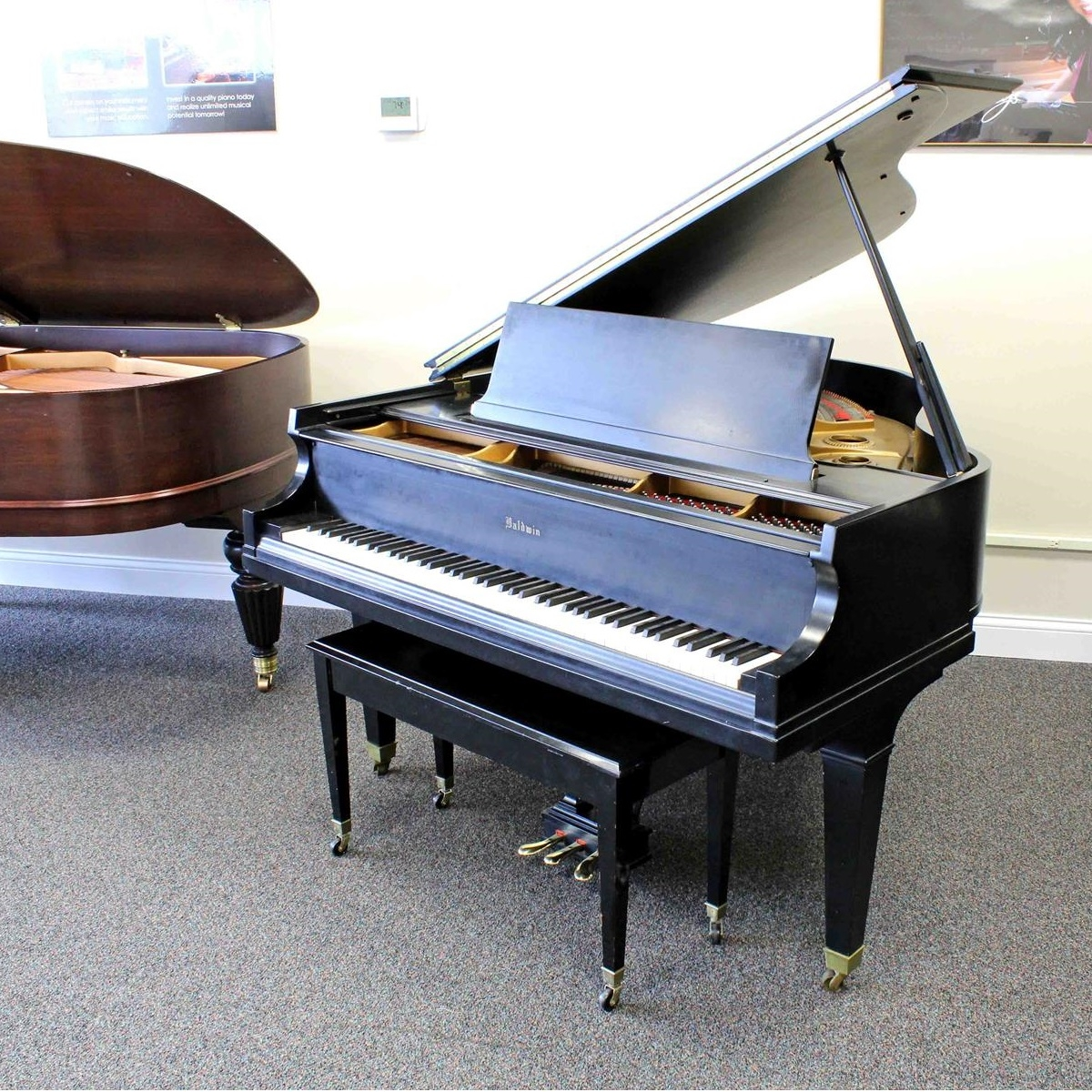 Used Baldwin Baby Grand 3 988 00 Clearance Pianos