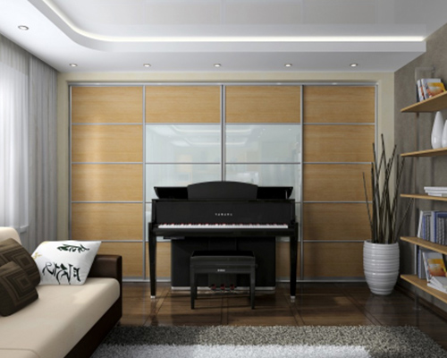 Hybrid Pianos for Sale in Michigan - Yamaha & Kawai Brands - Evola Music - hybrid-piano-room-image-2