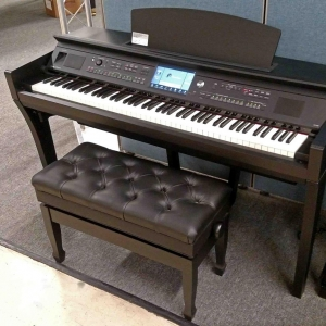 SOLD!  ....    Used Yamaha Clavinova