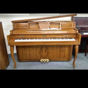 "Kimball ""Designer Collection"" Console Piano"