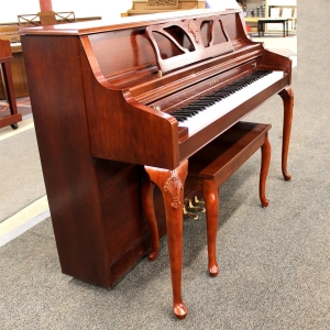 SALE PENDING    Used Kawai Queen Anne Console