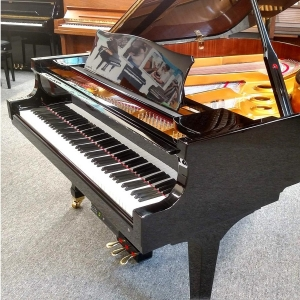 "Used Weber 6' 1"" Grand Piano with Player!"