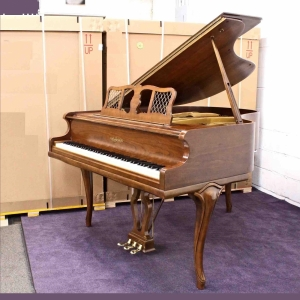 Chickering 5-Foot Baby Grand Piano