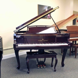 Mahogany Young Chang Baby Grand