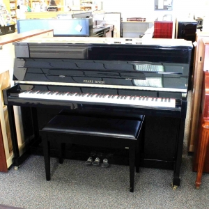 "Pearl River 43"" Upright Piano"