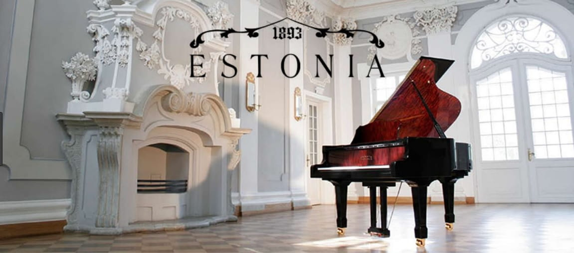 Estonia Pianos for Sale in Michigan - Evola Music - Estonia_Brand